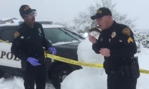 Hilarious video of Tucson Police Department investigating