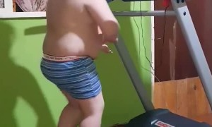 Busting Moves on the Treadmill
