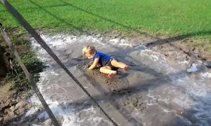 Stuck in the Mud