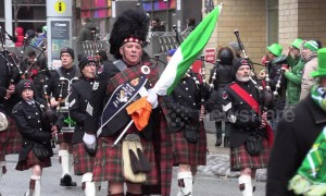 Thousands participate in St. Patrick's Day Parade in Toronto