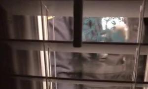 Woman Won't Open Her Door For Officer