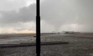 Powerful Tornado Touches Down in New Mexico