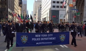 St. Patrick's Day Parade takes over streets of New York City