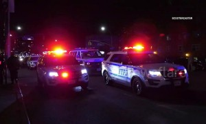 Three people seriously injured in shooting in Harlem, New York