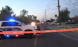 Two dead in Phoenix party shooting
