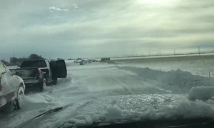 Chilling Aftermath of Colorado Blizzard