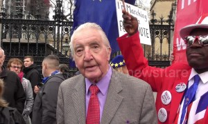 Labour MP Dennis Skinner labels Theresa May as 'very boring'