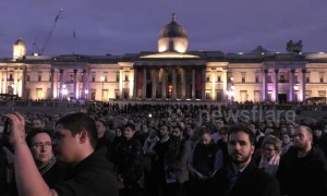 Hundreds gather in London for vigil to honour victims of New Zealand attack