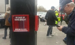In Case Of Hard Brexit - Break Glass