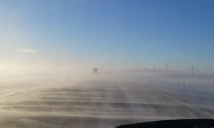 Wicked Wyoming Ground Blizzard