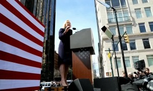 Kirsten Gillibrand officially launches presidential campaign in New York