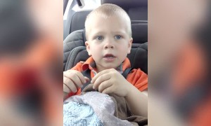Little Boy has Cute Idea for Fixing Problems