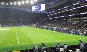 Snowstorm inaugurates Tottenham Hotspur's new £1 billion stadium