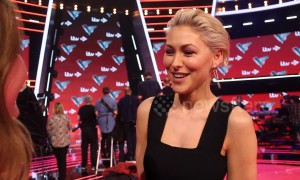 "TV host Emma Willis talks about ""The Voice"" 2019 Final"