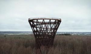 Amazing 148-foot-tall treetop walkway has opened in Denmark