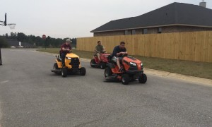 Lawn Mower Races are the New Big Thing