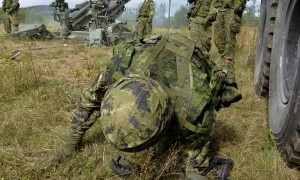Canadian Artillery Wake Up Call