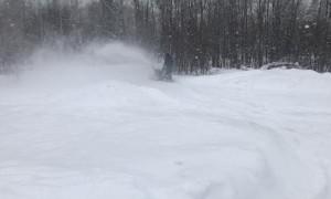 Snow Blowing Just Got Easier