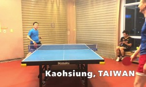 Insane Table Tennis Talent
