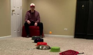 12 Bounce Trick Shot