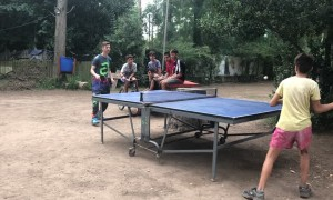 Table Tennis Enjoyed Around the World
