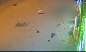 Shocking footage shows near miss crash in Birmingham