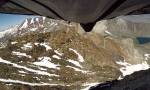 Wingsuit Flight Chest POV