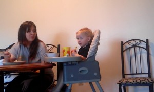 Little Boy asks for Mom in Funniest Way