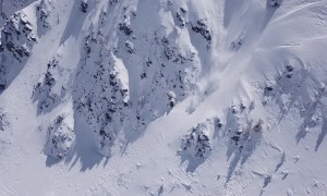 Avalanche Almost Buries Snowboarder Alive