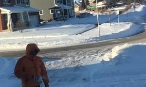 Polar Vortex Experiment Fail