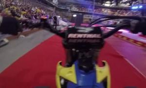 Birdbox Challenge, Freestyle Motocross Edition
