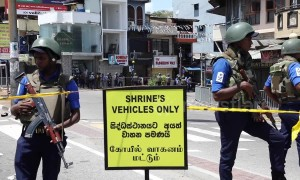 Sri Lanka mourns the Easter bombing attacks that claimed hundreds of lives