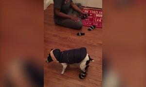 Socks are Strange