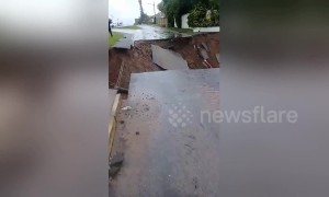 'A whole house, it's gone!' Devastating floods sweep through Durban, South Africa
