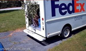 A Destructive Delivery Driver