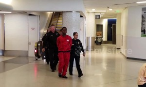 US police arrest man at LAX airport for allegedly carrying 'narcotics'