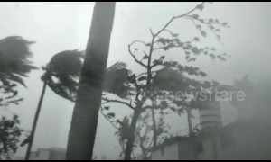 More than one million evacuated as Cyclone Fani makes landfall on India's eastern coast