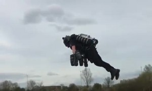 Have You Heard of Jetsuit Racing?