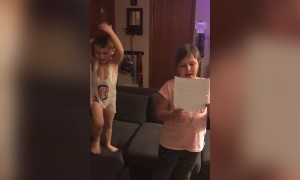 Speech Practice goes Wrong (and Funny!)