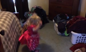Sibling Dance-Off