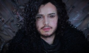 Make-up artist turns herself into 'Jon Snow' of Game of Thrones