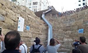 Spain's Largest Slide