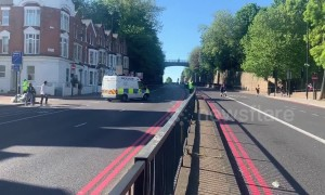 Suspected suicide in Islington, London as man dies after falling from Archway Bridge