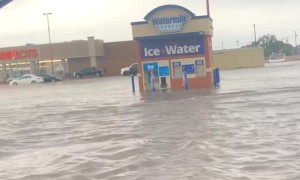 Massive Flooding in New Mexico