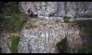 Giddy Edge - Britain's Scariest Public Footpath