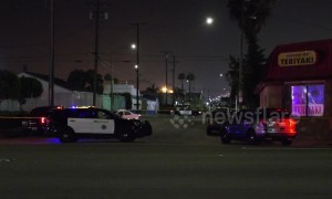 Woman killed, 5 wounded in shooting at vigil in Los Angeles