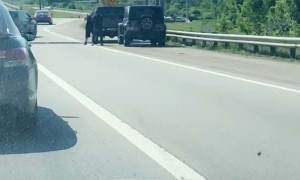 Road Rage Rumble in Chattanooga
