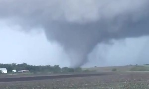 Tornado Captured in Sabetha