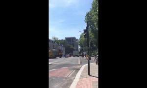 Kingston University campus evacuated over World War II bomb
