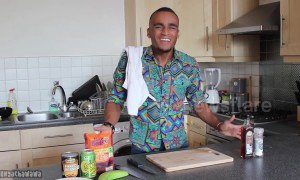 Cooking YouTuber 'Jonny Oliver' pokes fun at Jamie Oliver's jerk rice